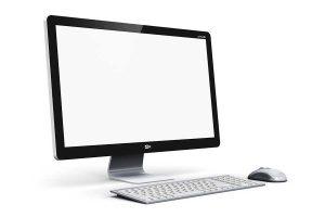 Touch Screen Computer Rental