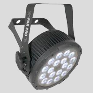 LED PAR lighting Rental