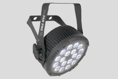 LED PAR lighting Rental