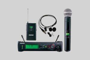 Wireless Microphone Kit Rental