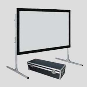 7ft x 10ft Projection Screen Rental