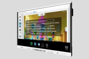 65 Inch Touch Screen Rental