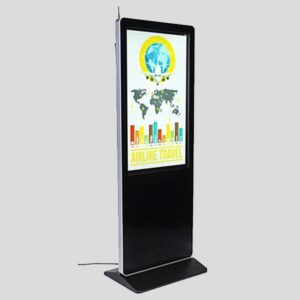 43 Inch Touch Screen Kiosk Rentals