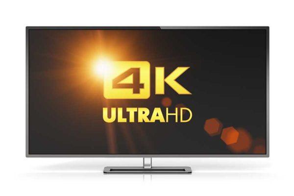 65 Inch UHD Monitor Rental