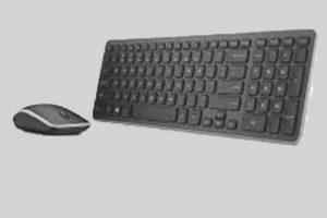 Wireless Keyboards & Mouse Rental