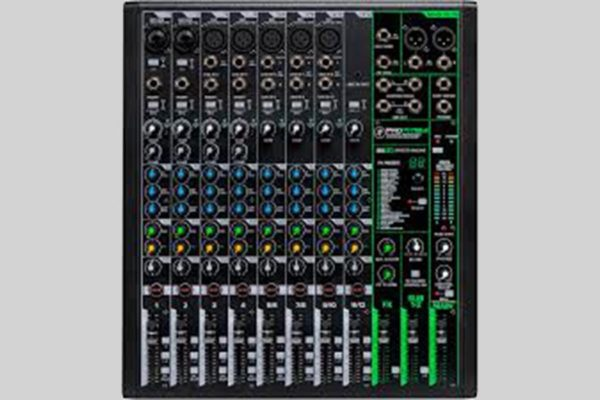 12 Channel Professional Mixer