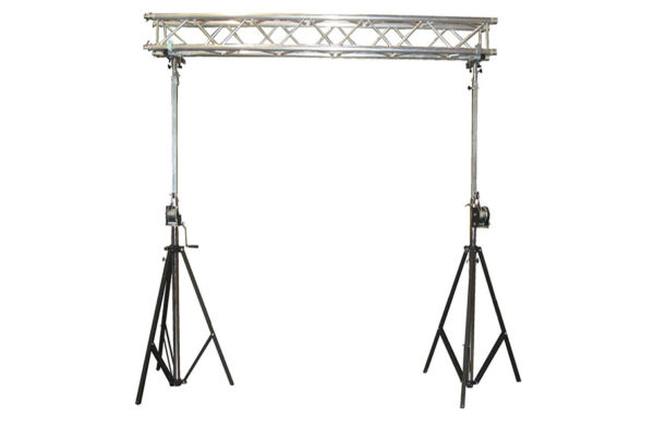 12in Global Truss Crank Stand System - 10ft Long