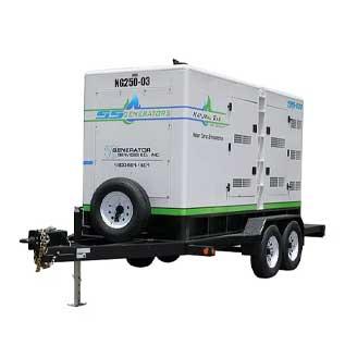 30kVA Power Generator Diesel Rental