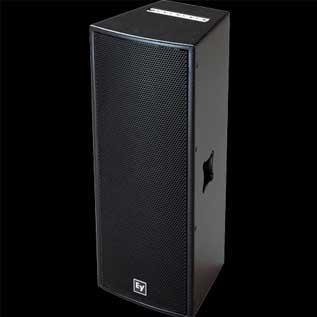 "EV QRX 212 dual 12"" Passive FOH Speaker Rental"