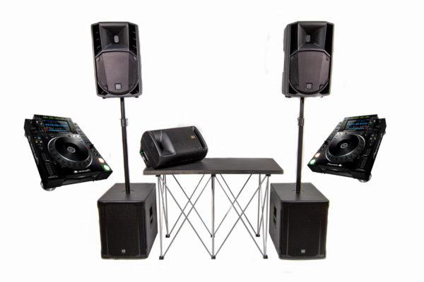Pioneer CDJ 2000 Nexus DJ Package Rental