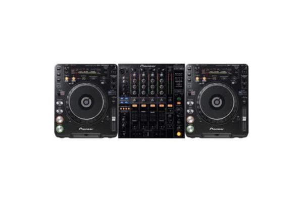 Pioneer Package w/CDJ1000 & DJM800