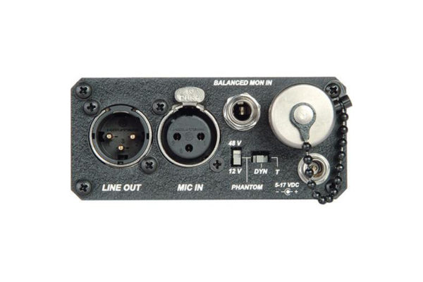 Sound Devices MM-1 Single Channel MIC Preamp