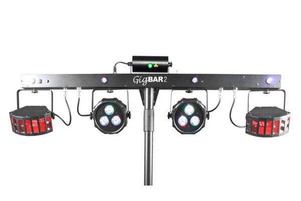 Chauvet GigBar Stage Light System with IRC Remote